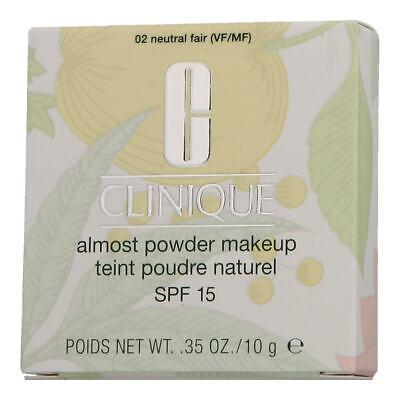 Clinique Almost Powder Makeup - SPF 15 02 Neutral 10ml
