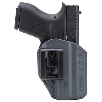BlackHawk ARC IWB Concealment Holster Springfield XD Ambidextrous Gray 417507UG