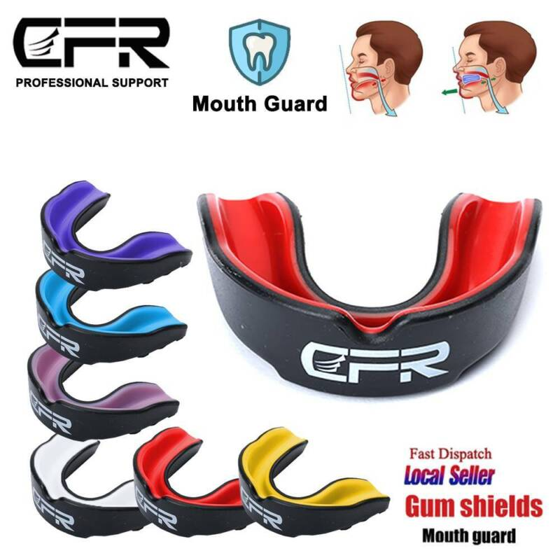 Mouth Guard Gum Shield Bruxism Dental Teeth Protection Grind