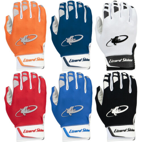 Lizard Skins Komodo V2 Adult Baseball Batting Gloves KM210007 6 Colors