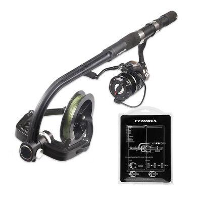 Fishing Line Winder Reel Spooler Machine Fishing Line Spooling Station System
