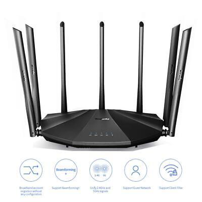 Tenda AC23 AC2100 Smart WiFi Router - Dual Band Gigabit Wireles