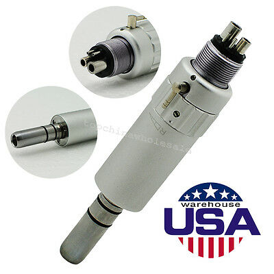 Usa Classic Dental Air Motor E-type 4 Hole Slow Low Speed Handpiece Nsk Style