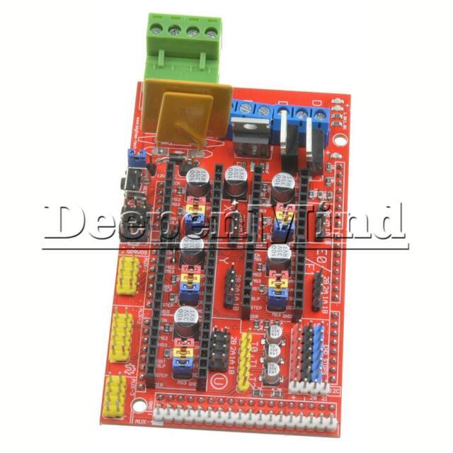 3D Printer Controller Control Shield Board For RAMPS 1.4 Reprap Prusa Mendel
