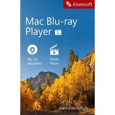 Blu-ray Player MAC Aiseesoft lifetime Lizenz Download 14,99 statt 49,-