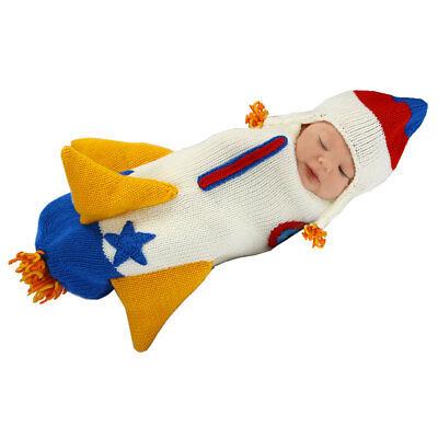 Newborn Roger the Rocketship Costume sz 0-3 Months (Newborn Costumes 0 3 Months)
