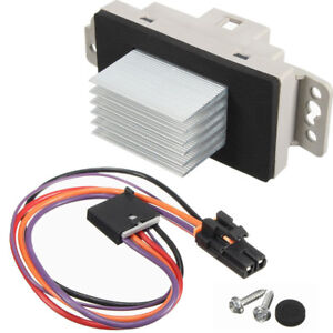 Front Blower Motor Resistor Control Module 1 year  Warranty ship from us