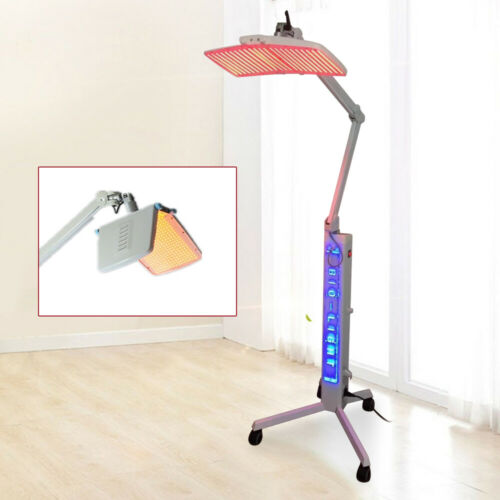 7 Color PDT LED Light Anti-aging Therapy Skin Rejuvenation Facial Beauty Lamp US