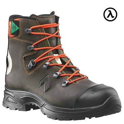 HAIX MEN'S AIRPOWER XR200 WATERPROOF CT EH LOGGER BOOTS 604103 * ALL SIZES - NEW Eh Logger Boots