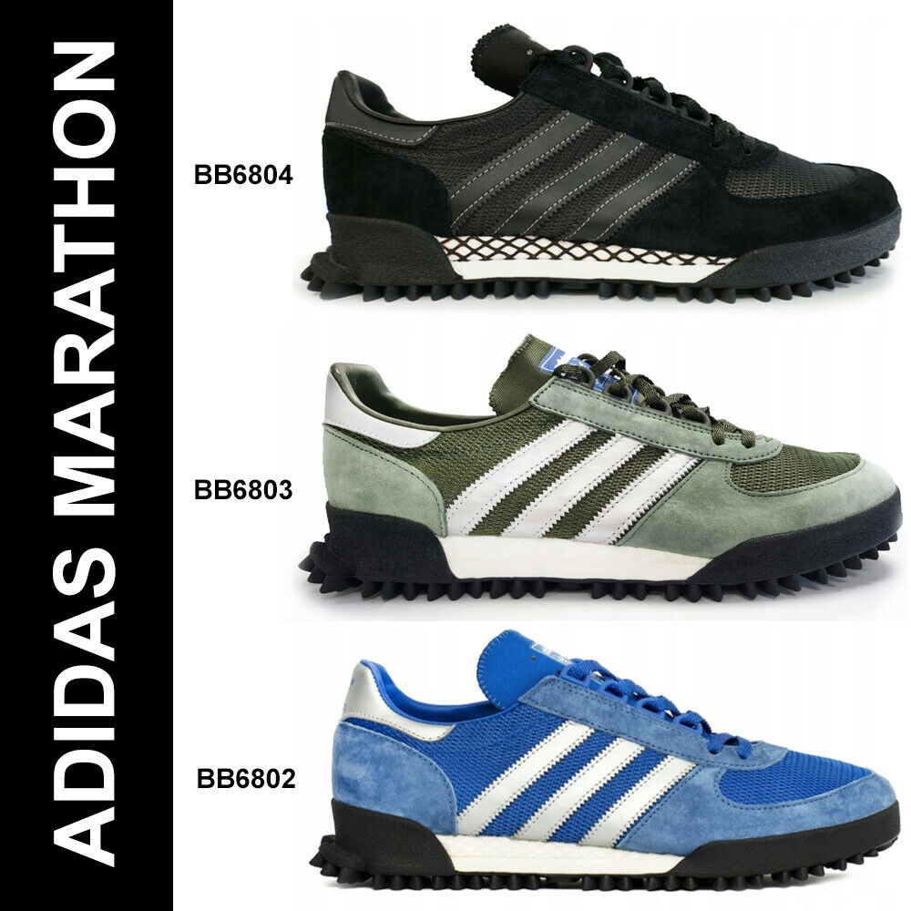 ADIDAS MARATHON TR BB6802/BB6803/BB6804 TURNSCHUHE Gr. UK 7.5 - UK 11 + Geschenk