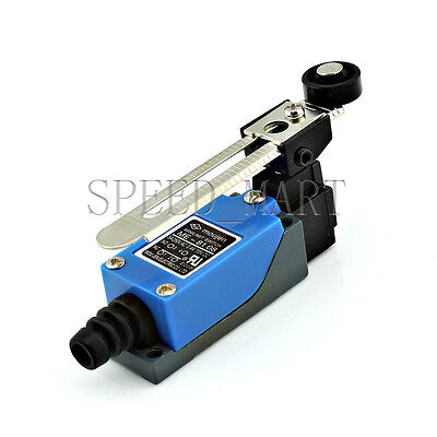 Automatic Reset Limit Switch ME-8108 with Lever Arm  Rotary Roller adjustable