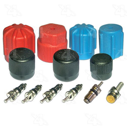 A//C System Valve Core and Cap Kit Global 1311567
