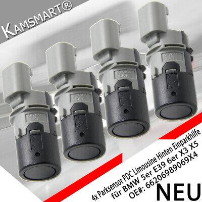 4x Park Sensor PDC 66206989067 66206989069 für BMW E39 E60 7er E65 E83 E53 Mini