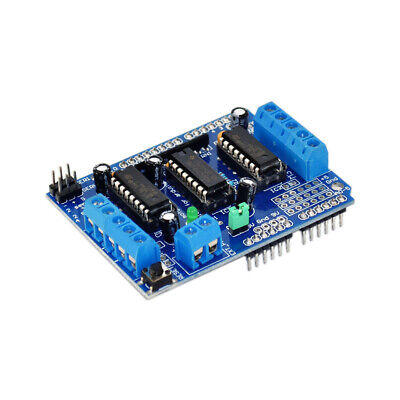 Keyes L293d Motor Drive Shield Expansion Board For Arduino Mega Uno Eb0016