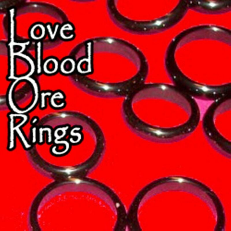 Voodoo Love Ring Attract Romance Soul Mate Lover Friendship Companion Marriage