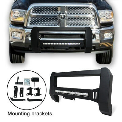 Modular Bull Bar for 2009-2017 Dodge Ram 1500 Pickup Front Bumper Grille Guard