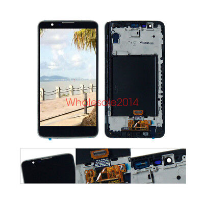 LCD+TOUCH SCREEN+FRAME For LG Stylo 2 LS775 / VS835 / Stylo 2 Plus K550 MS550