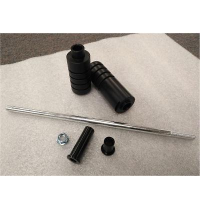 Rc51 Frame Sliders - Pair Frame Sliders Protector Black For 02-06 Honda RC51