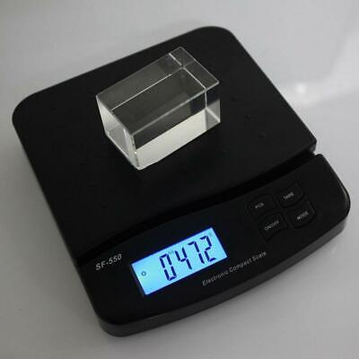 New 55lb 25kg1g Portable Digital Electronic Food Kitchen Scale Postal Scales