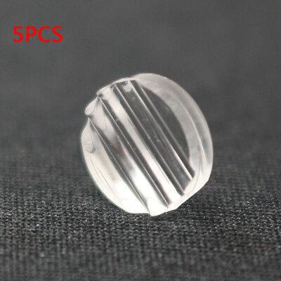 5pcs Laser Line Module Plastic Lens Wfive Different Degrees 35456090120