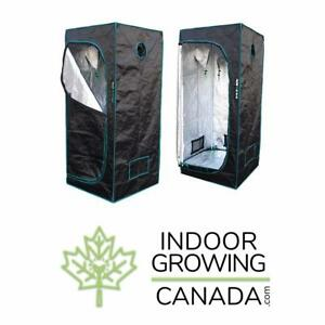 Mars Hydro Grow Tents - Indoor Hydroponic and Soil Growing | IndoorGrowingCanada.com