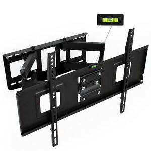 LCD Plasma TV Wandhalter Wandhalterung neigbar schwenkbar LED 3D 32 - 65 Zoll