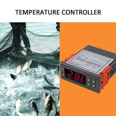 1224v110v220v Digital Temperature Controller Thermostat Probe Stc-1000 Wntc