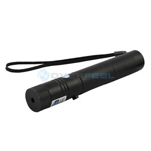 405nm 5mw High Power Adjustable Focus Blue-Violet Beam Laser Pointer
