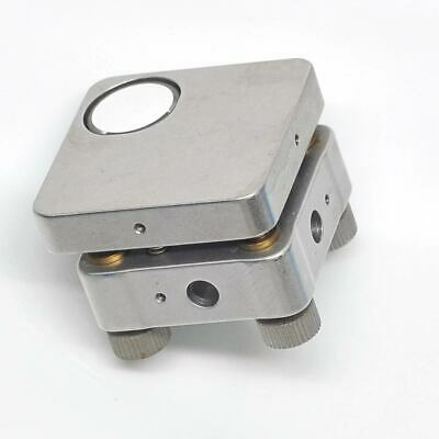 New Focus 9883 12kinematic Optics Mount With 5153 Mirror 80tpi 1beam Height