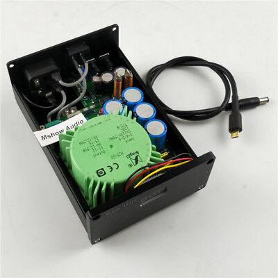 25VA Ultra-Low Noise linear power supply output DC 5V 3A upgrade Raspberry pi 3 3a Linear Power Supply