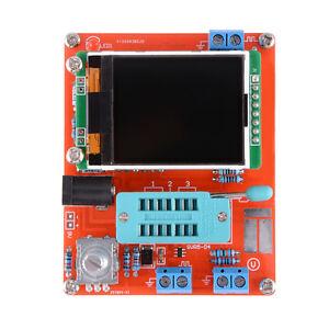 LCD GM328 Transistor Tester LCR ESR Frequency Meter PWM Signal Generator TE642
