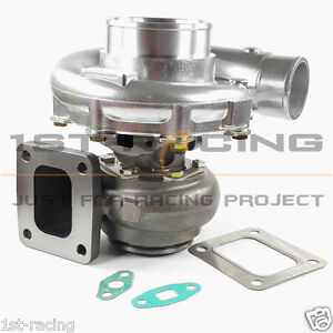 T4 T76 T04Z turbo charger .96AR hot .80AR OIL cold turbocharger HP 1000+ V BAND