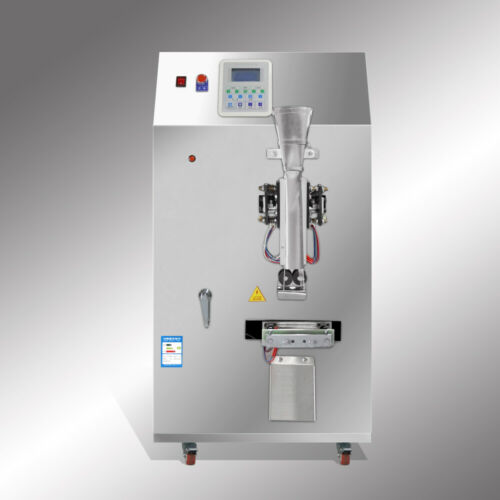Automatic Bagging Form Fill Seal Sachet Water Liquid Packing Machine