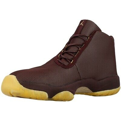 Nike Air Jordan Future Deep Burgandy Metallic Gold SZ 10.5 ( 656503-670 )