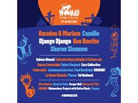 Womad Festival 2 x Weekend camping tickets for sale