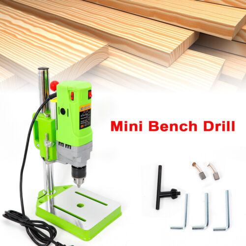 710W Mini Electric Bench Drill Press Stand WorkBench Drillin