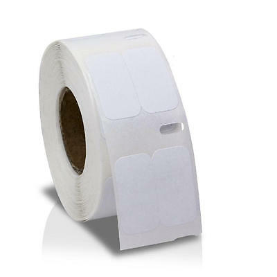 2 Rolls 12x1 Dymo Labelwriter Compatible 30333 Multipurpose 1000 Labels Pr