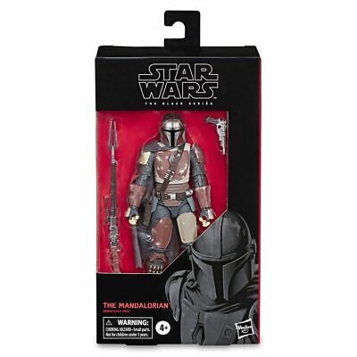 Star Wars The Black Series #94 The Mandalorian 6 inch Figure Case Fresh