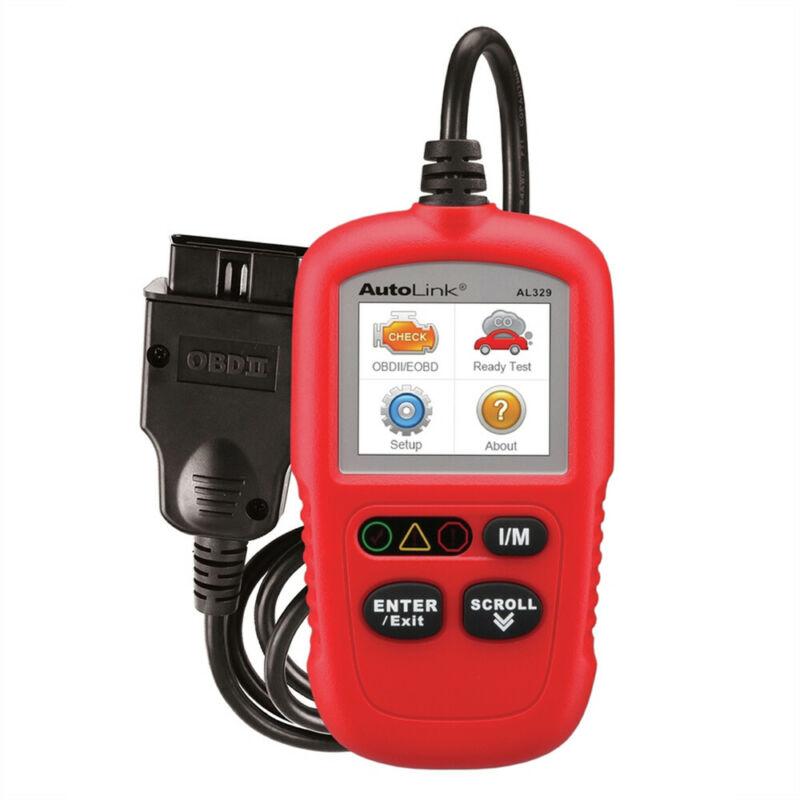 Autel AL329 Code Reader w/ One-Press I/M Readiness Key New