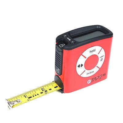 Digital Tape Measure eTape 16ft  Better Accuracy Hand