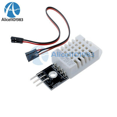 5pcs Dht22am2302 Digital Temperature And Humidity Sensor Module Replace Sht15