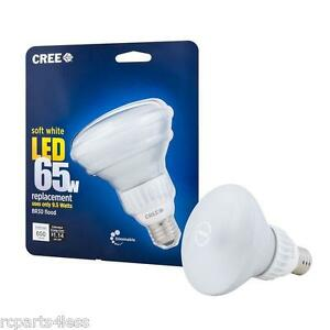 cree 9 5 watt 65w soft white 2700k br30 dimmable led flood. Black Bedroom Furniture Sets. Home Design Ideas