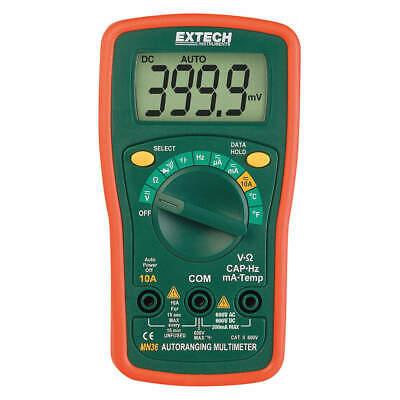 Extech Mn36 Mini Digital Multimeter600v