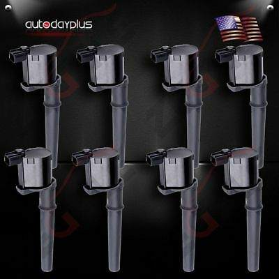 8PCS Ignition Coil for Lincoln Aviator Navigator Blackwood Continental Mark VIII