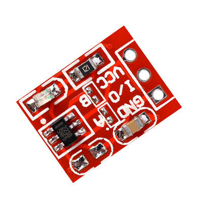 1510 Pcs Ttp223b Key Digital Touch Sensor Capacitive Switch Module For Arduino