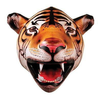 able Tiger Head Hang Prank Gag hunt Home Office Outdoor (Tiger Head Kostüm)
