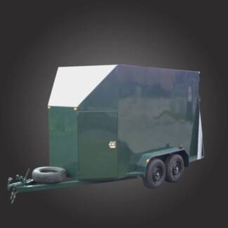 10x5 Fully Enclosed Trailer - GVM 2000kg Campbellfield Hume Area Preview