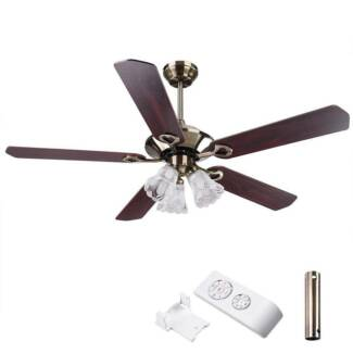 3 blade ceiling fan other appliances gumtree australia inner 52 1320mm 5 blade ceiling fan with light remote reverse aloadofball Image collections