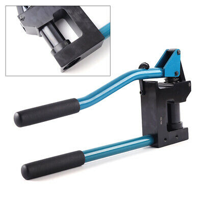 Manual Lever Sheet Metal Stud Punch Corrosion Resistance Puncher Alloy Steel Hot