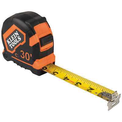 Klein Tools 9230 Tape Measure 30-foot Magnetic Double-hook